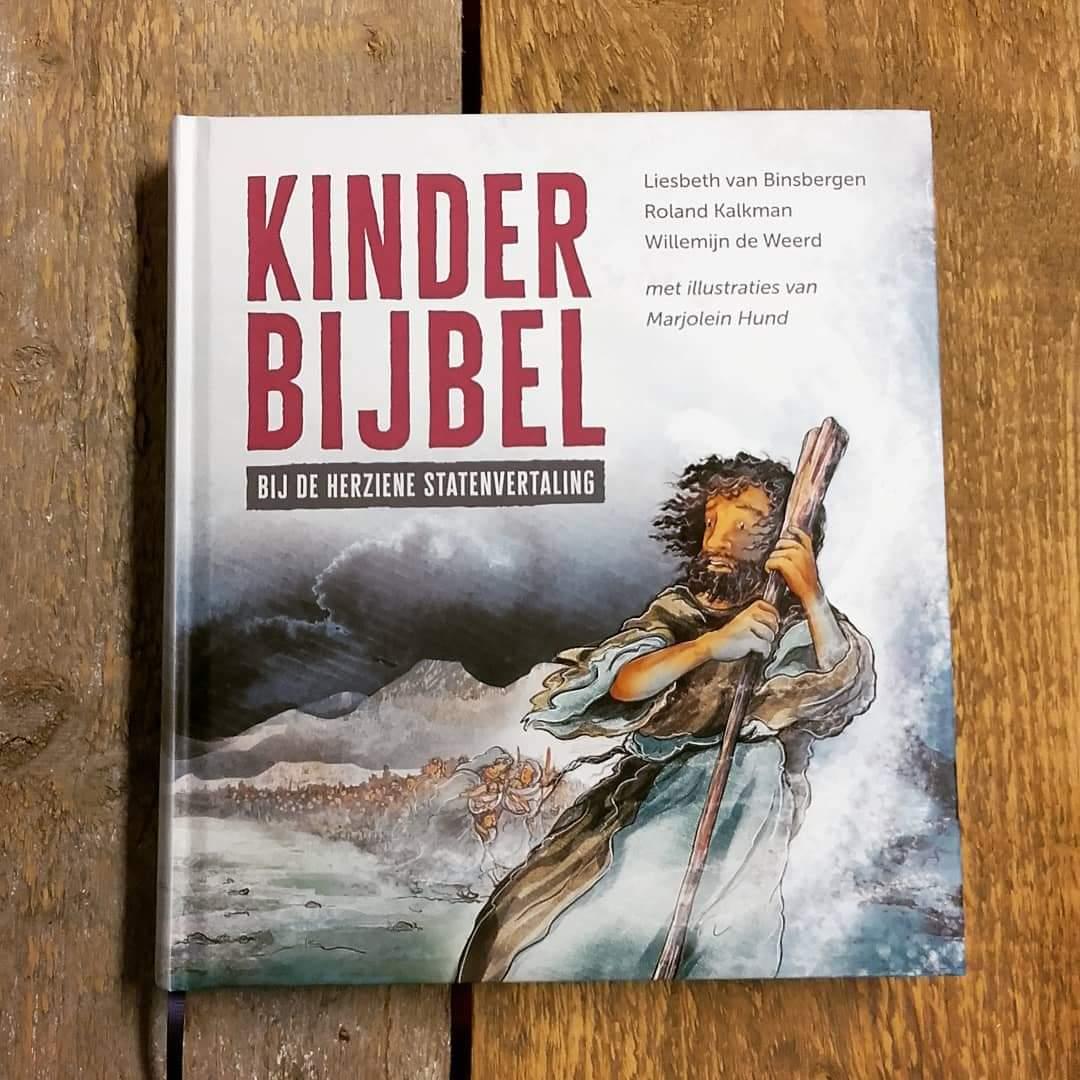 Kinderbijbel bij de Herziene Statenvertaling – Liesbeth van Binsbergen